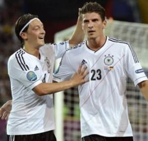 """""""Super"""" Mario kualifikon gjermanët"""