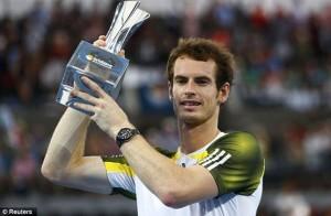 Andy Murray e nis 2013 me një titull