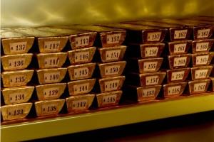 Bundesbank do të sjellë një pjesë të arit në Gjermani