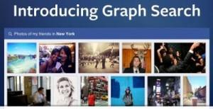 """Facebook prezanton motorin e kërkimit """"Graph Search"""""""