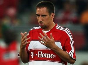 Franck Ribery nuk stervitet, por do te luaje