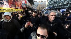 Maqedoni: Protesta dhe kundër-protesta