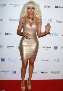 Nicki Minaj j sensuale