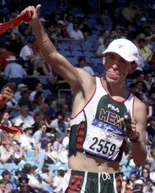 Noe Hernandez medalisti i Sidneit humb jetën