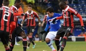 "Sampdoria-Milan, nuk ka fitues në ""Marassi"""