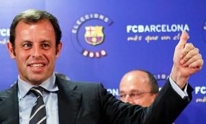 Sandro Rosell: Vilanova, trajner i shkëlqyeshëm