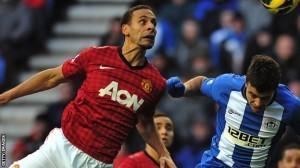 Sir Alex Ferguson nuk brengoset për Ferdinandin
