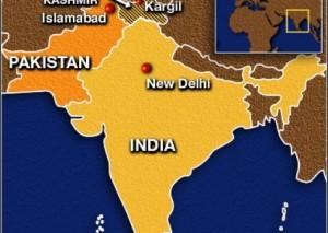 Tensione mes Pakistanit dhe Indisë