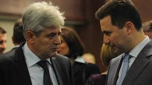 Ahmeti dhe Gruevski zotohen për zgjedhje të lira