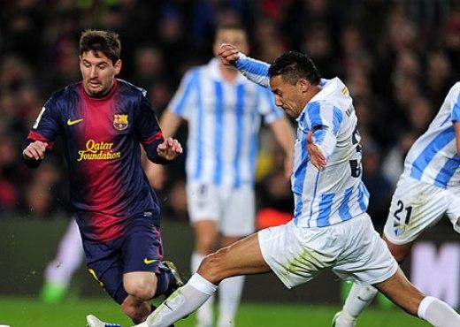 Barcelona barazon në Camp Nou
