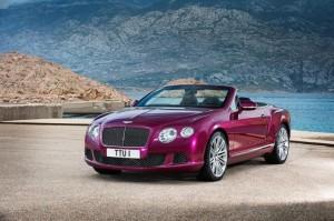 Bentley, me një super kabrio
