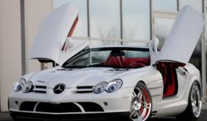 Shitje rekorde e Mercedesit në botë