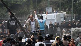 Egjipt: Policia përleshet me demonstruesit në Kajro
