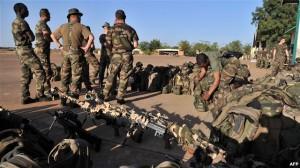 Mali: Trupat franceze në luftime direkte kundë rebelëve islamiskë