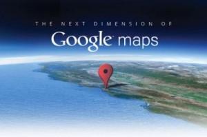 Google Maps njeh Kosovën!