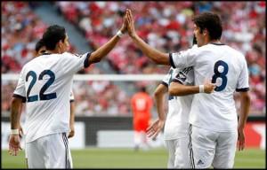 Angel Di Maria dhe Rikardo Kaka jane prane lamtumires nga Real Madrid