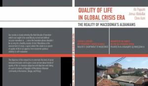 Një libër mbi realitetin e shqiptarëve në Maqedon