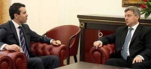 """Presidenti Gjorge Ivanov """"kontrollon"""" MPJ-në"""