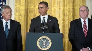 Obama nominon Hagelin në Pentagon, Brennanin në CIA