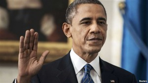 Përurimi i presidentit Obama