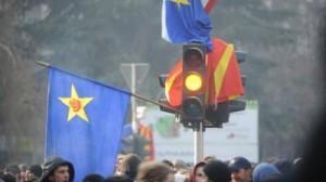 Opozita nis marshin kundër territ informativ në Maqedoni