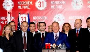 Pacolli ndërpret koalicionin me PSDK-në