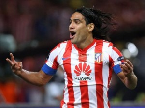 Ateltico Madrid i mungojne golat e Radamel Falcao