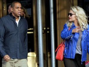 Rita Ora ka fjetur me Jay-Z?