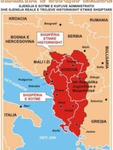 """Amerika financon """"Shqipërinë e Madhe""""?"""