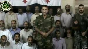 Kryengritësit sirianë lirojnë pengjet iraniane