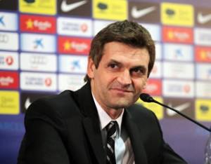 Tito Vilanova: Skuadra ma lehteson punen
