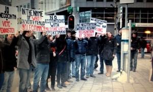 Vetëvendosje ia zë derën Thaçit në Bruksel