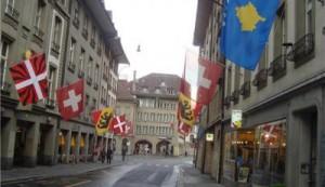 Protesta në Zvicër për Luginën e Preshevës