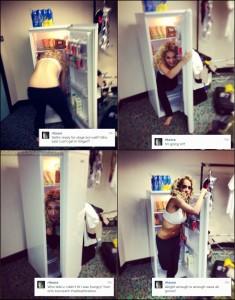 Rita ne frigorifer