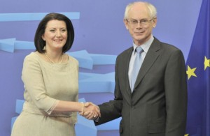 Herman Van Rompuy: Jahjaga e Nikoliq në Samit, ngjarje historike