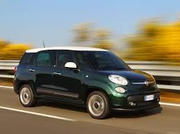 Modeli i ri Fiat 500L Living