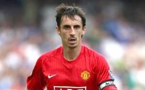 Gary Neville: United duhet të blejë mesfushorë