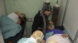 OKB-ja dërgon specialistë kimikë në Siri
