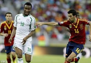 Galatasaray në bisedime me Chelsean për John Obi Mike