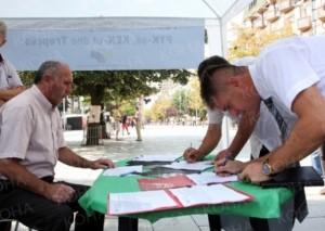 Peticioni për aministinë, arrin në 3 mijë numri i nënshkruesve