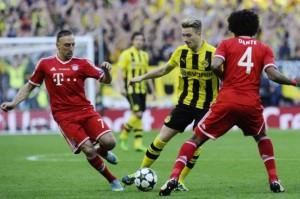 Reus: Topin e Artë e meriton Ribery