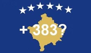 Kodin +383 Kosova e merr nga BE