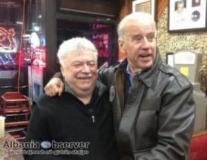 Biden ndalon në restorantin e një shqiptari