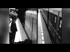 Bie në hekurudhë, mbi të kalon treni dhe nuk e gjen asgjë