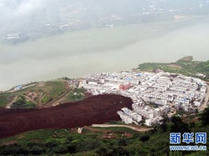 Kinë, rrëshqet toka, mbi 40 viktima