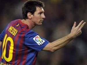 Lionel Messi i pakënaqur me Barcelonën