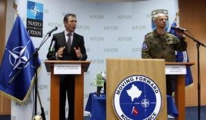 Atifete Jahjaga dhe Hashim Thaçi përshëndet vendimin e NATO-s për FSK-në