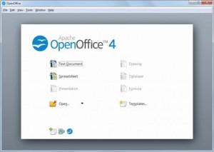 Platforma OpenOffice 4.0, në dispozicion për përdoruesit