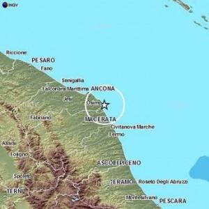 Tërmet 4.9 ballë në Itali