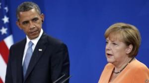 Obama e Merkel: Plane për bisedime mbi akuzat për përgjime